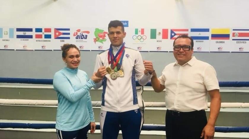 Tijuanense busca el sueño olímpico