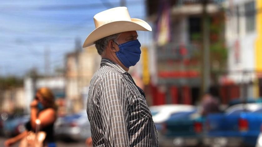 Covid-19 en Sonora: 41 muertes y 450 nuevos casos confirmados este día(GH)