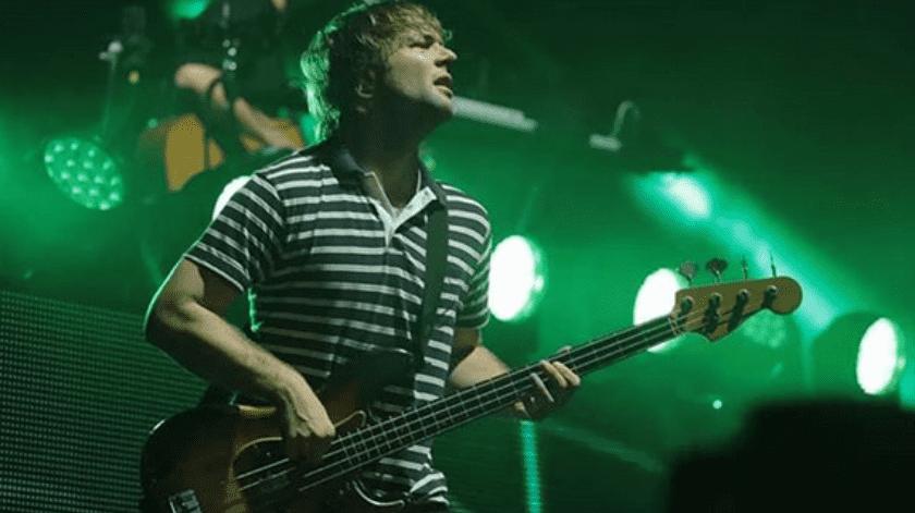 El bajista es fundador de la banda junto a Adam Levine.(Instagram/Ilustrativa.)