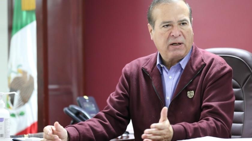 Arturo González Cruz, alcalde de Tijuana.
