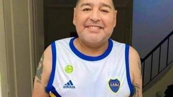 ¡Vaya entrada! Maradona sorprendió con su nueva adquisición