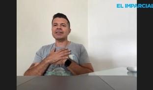"""En su etapa como solista, el ex vocalista de la Arrolladora Banda El Limón Jorge Medina, lanza su nuevo sencillo """"Persona Tóxica""""."""