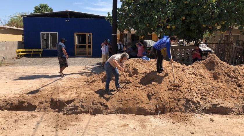 El coordinador Operativo de Agua de Hermosillo indicó que estos trabajos beneficiarán a poco más de 6 mil habitantes de diversas colonias en la comunidad costera.(Archivo GH)