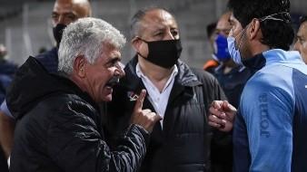 'Tuca' Ferretti ignoró medidas sanitarias en el Tigres-Cruz Azul