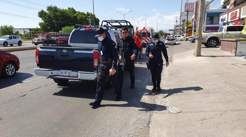 Asesinan a hombre al interior de barbería en Hermosillo(GH)