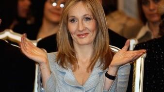 J.K. Rowling registra una baja en sus ventas.