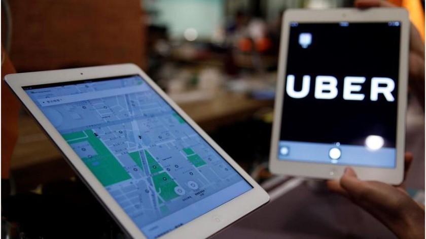 La multinacional estadounidense de transporte compartido Uber se comprometió este viernes a duplicar la representación afroamericana entre sus directivos,(EFE)