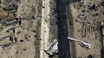 Irán envía caja negra de avión ucraniano derribado a Francia