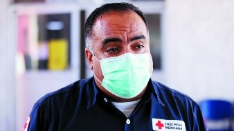 Cruz Roja 'le entra' a atender casos Covid-19