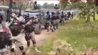 Hope reveló que esta no es la primera vez que un grupo armado ha demostrado tanto poder.