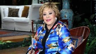 Silvia Pinal en problemas con Televisa.