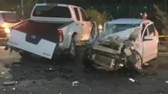 Fiscalía abre carpeta de investigación por accidente de Zoé Robledo en Chiapas