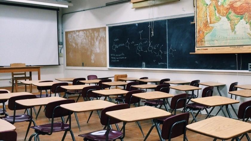 De acuerdo a autoridades sanitarias federales y estatales, no es momento de regresar a las aulas escolares en Sonora, subrayó, y no se ha determinado aún la fecha de posible inicio de clases y la modalidad.(Pixabay)
