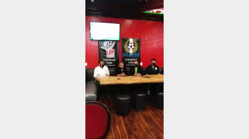 Buscan talento extranjero para Liga del Balompié Mexicano