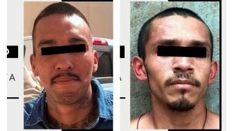Ambas personas ya fueron ingresadas al Centro de Reinserción Social (Cereso) de Ciudad Obregón, al figurar en la causa penal 495/2020.