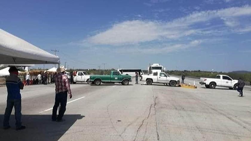 Toma de carretera: un negocio viable para yaquis: Transportistas(Especial)