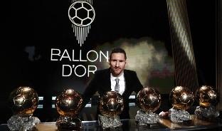 La revista France Football decidió que por la situaciones vividas este año en el balompié europeo, no se podrá llevar a cabo la celebración del balón de oro.