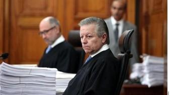 Ministro Arturo Zaldívar exhorta a gobiernos y congresos estatales acatar fallos de la Suprema Corte