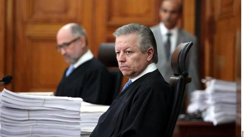Ministro Arturo Zaldívar exhorta a gobiernos y congresos estatales acatar fallos de la Suprema Corte(Archivo GH)