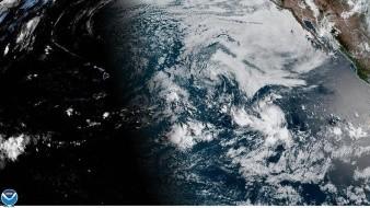 Douglas, tormenta tropical, se forma lejos de costas mexicanas