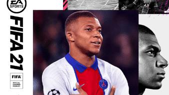 Kylian Mbappé es anunciado como la portada del FIFA 21