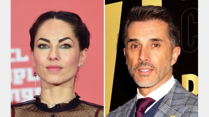 La controversia entre Sergio Mayer y Bárbara Mori continúa.(Tomada de la red)
