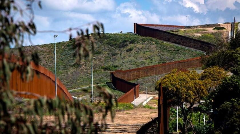 Presentan demanda ante el Tribunal Supremo de EU para detener la construcción del muro fronterizo(EFE)