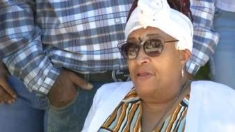 Identifican a policía que baleó a abuela en La Mesa