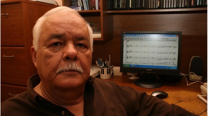 Su hija Diana Medina confirmó el deceso del famoso músico sonorense por Covid-19(Especial)