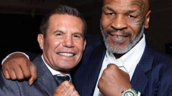 Julio César Chávez revela que Mike Tyson lo invitó a una pelea de exhibición