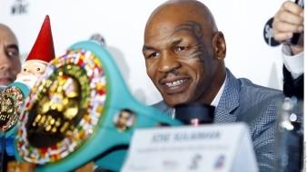 Mike Tyson saldría del retiro con pelea ante Roy Jones Jr.