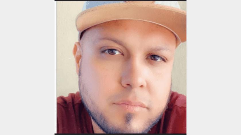 Arturo lleva desaparecido hace más de un mes(Cortesía)