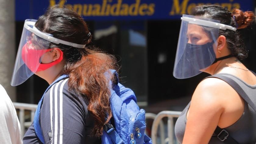 Covid-19 en Sonora: 25 decesos y 345 casos confirmados este día(GH)