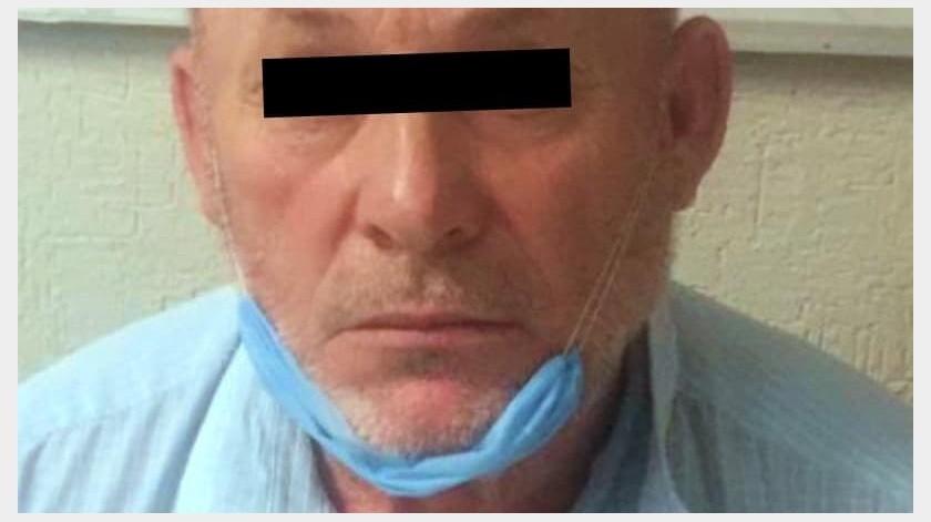 """La Fiscalía General de Justicia del Estado (FGJE) informó que el jueves pasado se logró la detención de José Atalo, alias """"Don Atalo"""",(Especial)"""