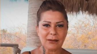 Alejandra Guzmán abrazó aún más su independencia, y trata de ver lo positivo del confinamiento para sobrellevar la situación.