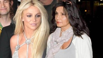 Britney Spears con su madre, Lynne Spears.