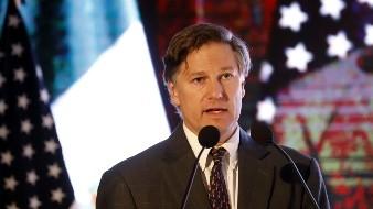 Es posible que existan dificultades en el  aspecto laboral del T-MEC: Christopher Landau, embajador de EU en México