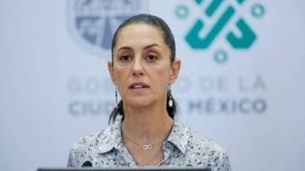 Claudia Sheinbaum, Jefa Gobierno CDMX