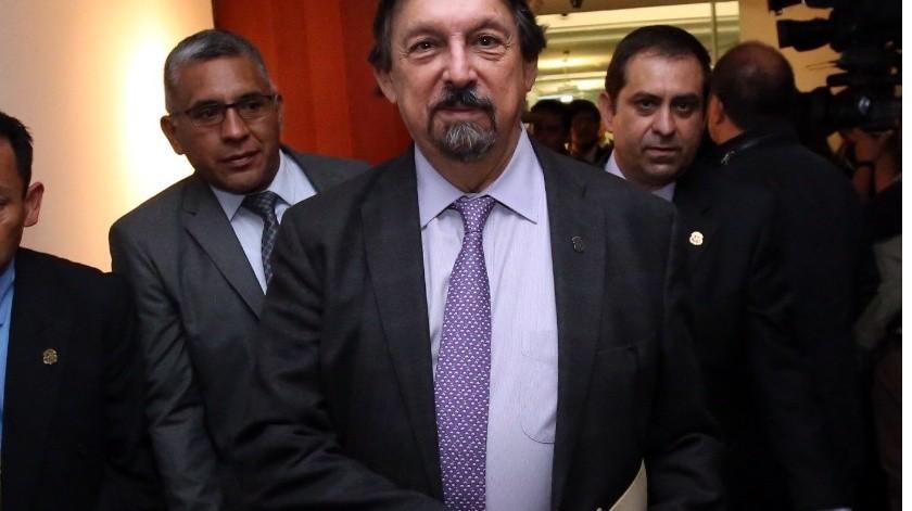Gómez Urrutia participó en las comparecencia de los aspirantes a dirigir el Centro Federal de Conciliación y Registro Laboral(Banco Digital)