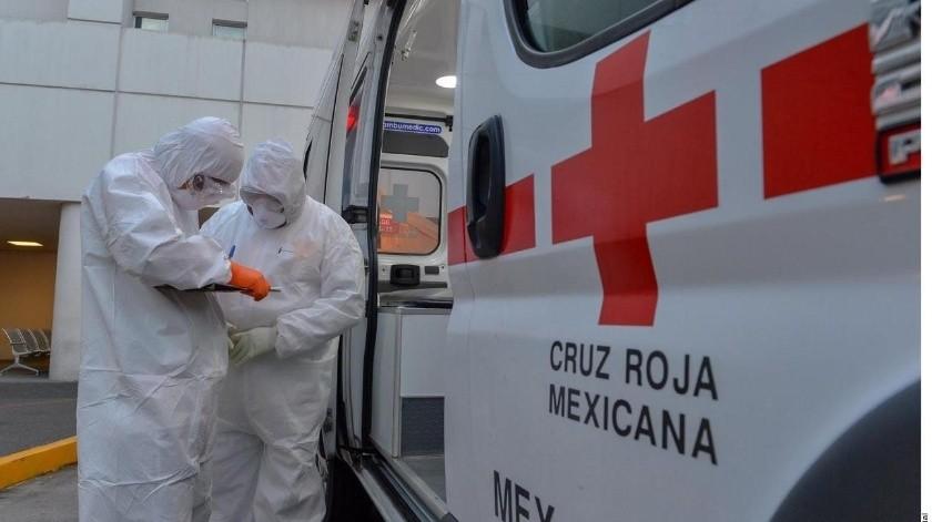 Dos paramédicos de la Cruz Roja de Navojoa dimitieron a sus cargos, tras ser agredidos de forma verbal por familia de muerto por Covid.(Banco Digital)
