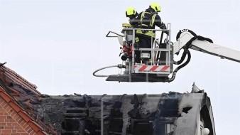 Mueren tres personas tras avionazo  en Alemania