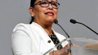 Rosa Icela Rodriguez, titular de la Secretaría de Gobierno de la Ciudad de México