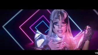 Danna Paola se inspira en Lady Gaga