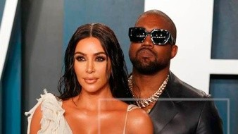 Kanye West amenaza a Kim Kardashian; Se niega a hablar con ella