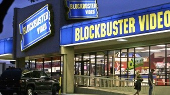 Sigue vigente la última sucursal de Blockbuster