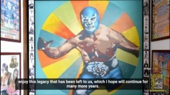 Celebran a la Lucha Libre en la Comic-Con 2020