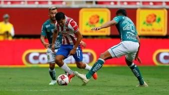 Chivas y León empatan en la primera jornada de Guard1anes 2020