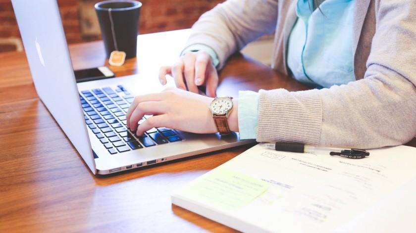 Profeco asegura que trabajadores vulnerables a Covid-19 siguen trabajando desde casa(Pixabay / Ilustrativa)