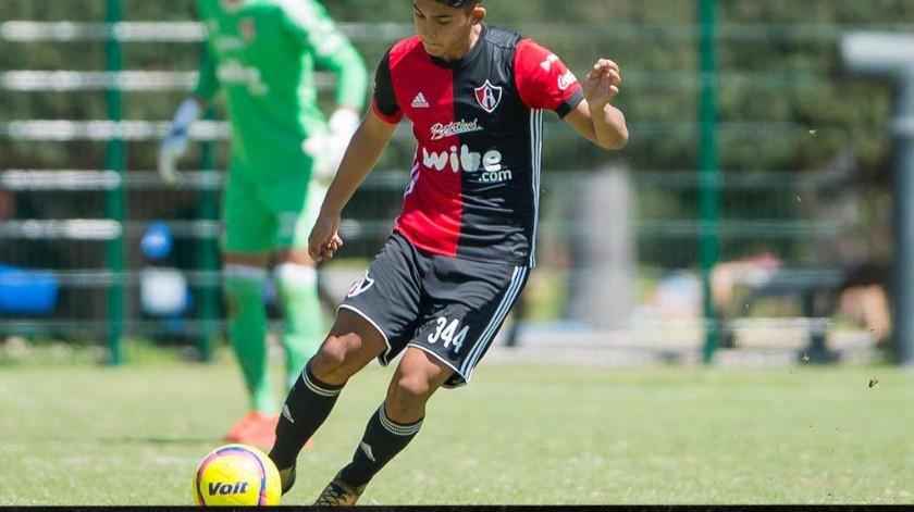 Jugador sonorense debuta con el Atlas en la Liga MX