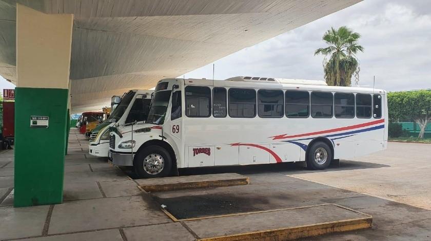 El último aumento a la tarifa de los camiones suburbanos se dio en el 2017.(Susana A. Arana)